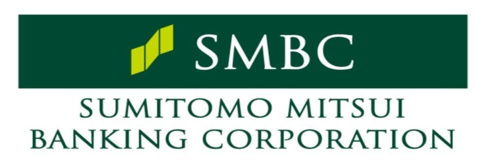Sumitomo Mitsui Banking Corporation's banner