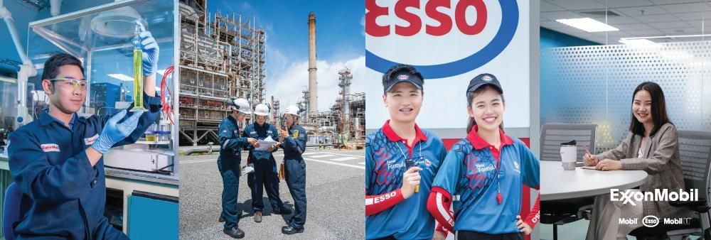 ExxonMobil Limited's banner