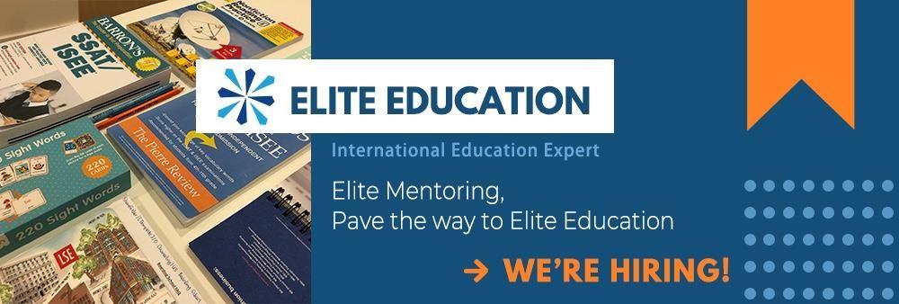 Elite Education's banner