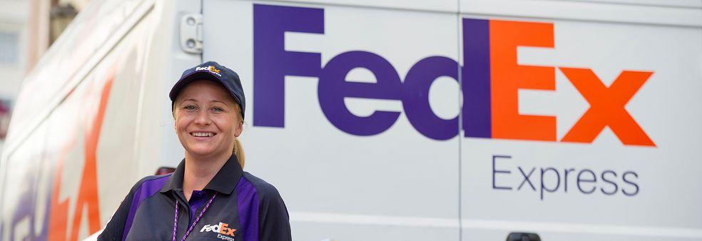 FedEx Express's banner