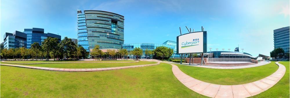 Hong Kong Cyberport Management Co Ltd's banner