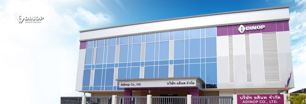 Adinop Co.,Ltd.'s banner