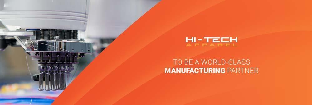 Hi-Tech Apparel Co., Ltd.'s banner