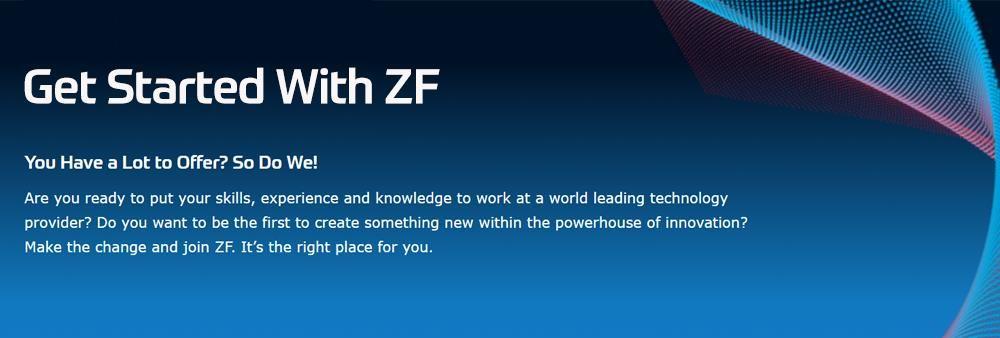 ZF (Thailand) Limited's banner