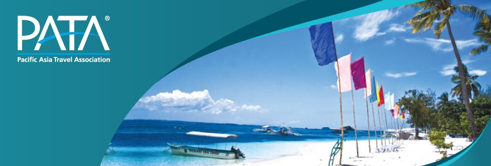 Pacific Asia Travel Association's banner