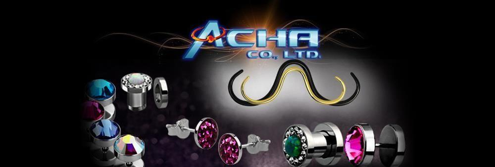Acha Co., Ltd.'s banner