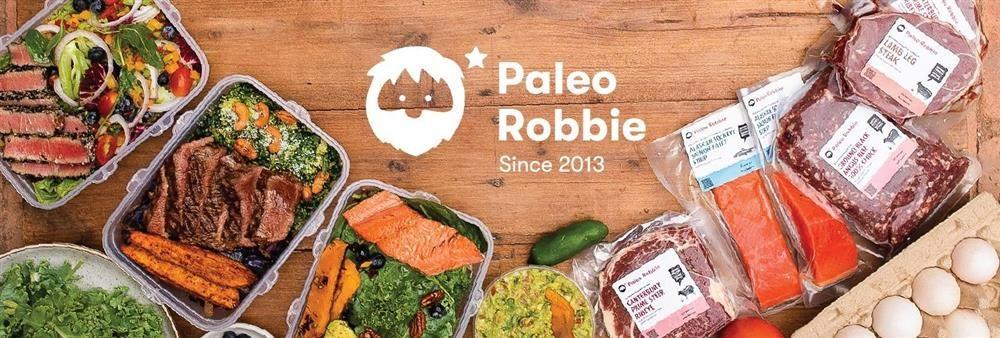 Paleo Robbie's banner