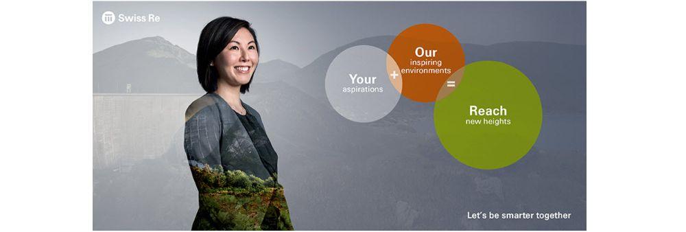 Swiss Re Asia Pte. Ltd.'s banner