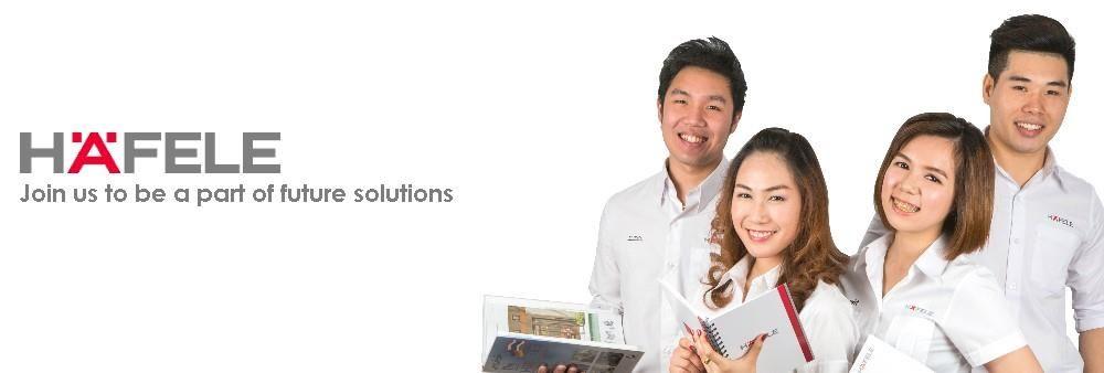 Hafele (Thailand) Ltd.'s banner