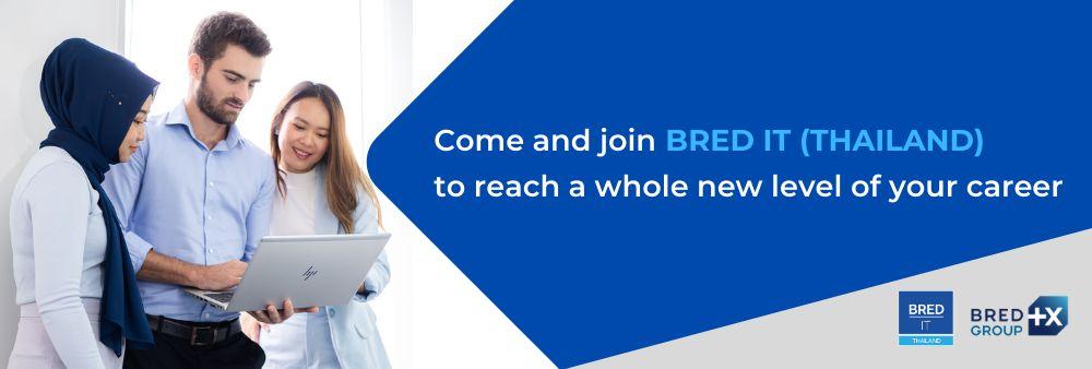 Bred IT (Thailand) Ltd.'s banner