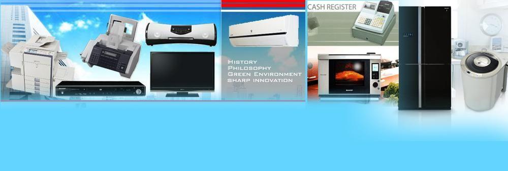 Sharp (Thai) Co., Ltd.'s banner