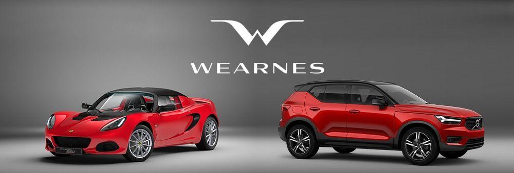 Wearnes Motors (HK) Limited's banner
