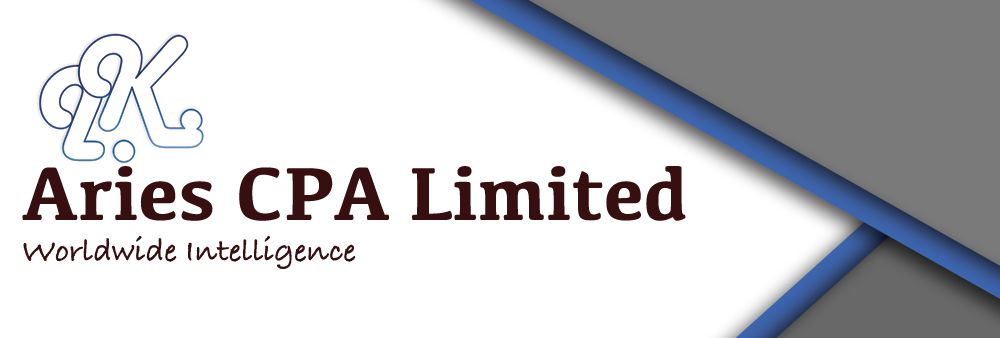 Aries CPA Limited's banner