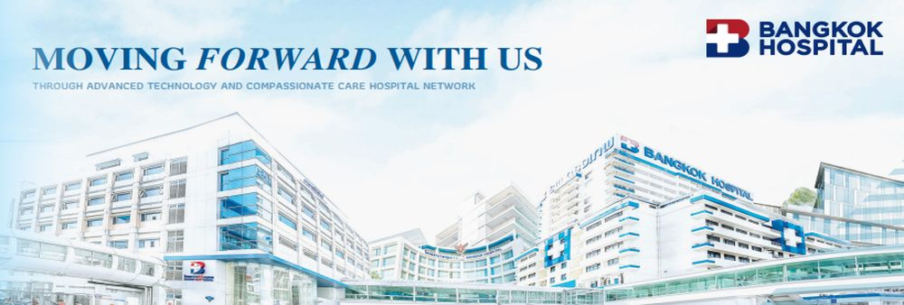 Bangkok Dusit Medical Services Public Company Limited's banner