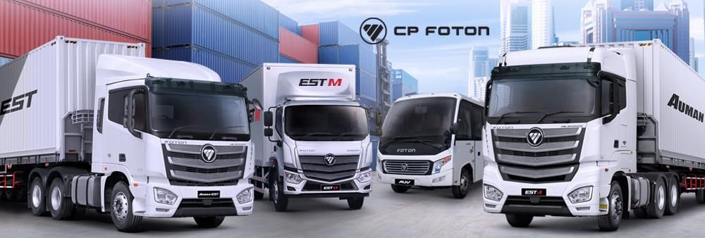 CP Foton Sales Co., Ltd.'s banner