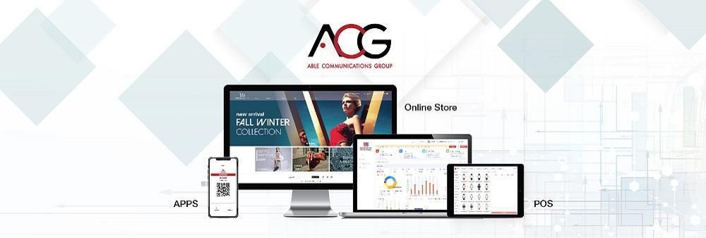 ACG (Able Communications Group)'s banner