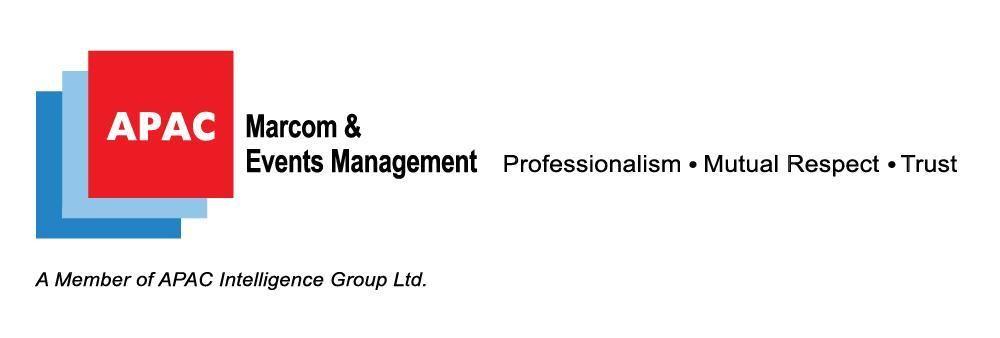 APAC Marcom & Events Management's banner