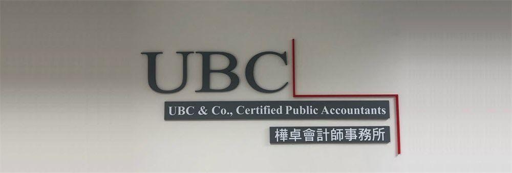 UBC & Co., Certified Public Accountants's banner