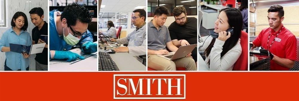 Smith & Associates Far East Ltd's banner