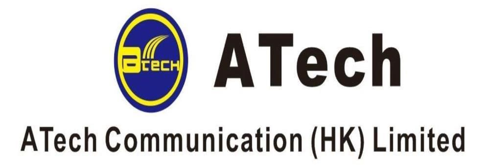 ATech Communication (HK) Limited's banner
