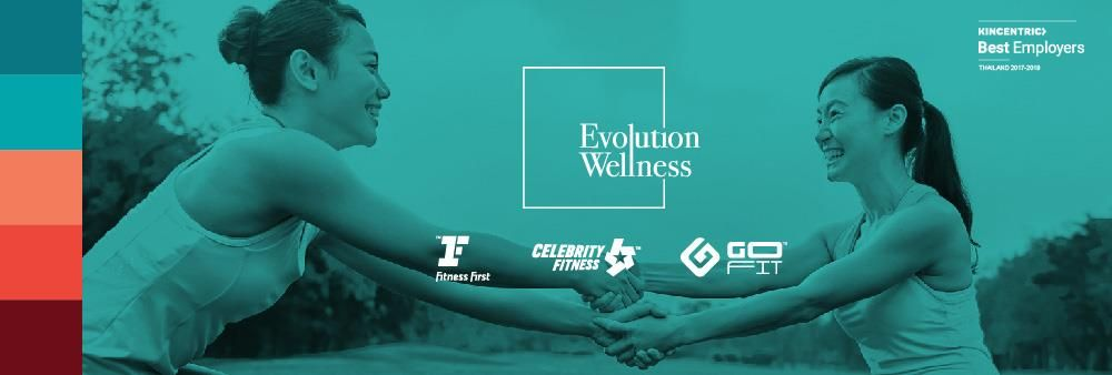 Evolution Wellness (Thailand) Ltd.'s banner