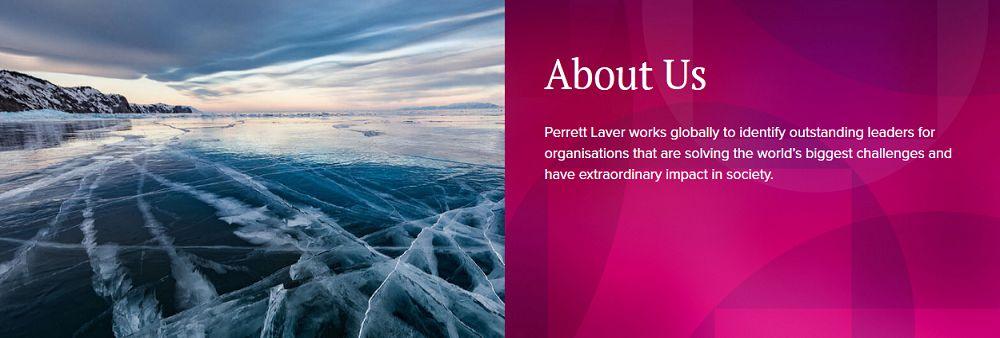 Perrett Laver Limited's banner