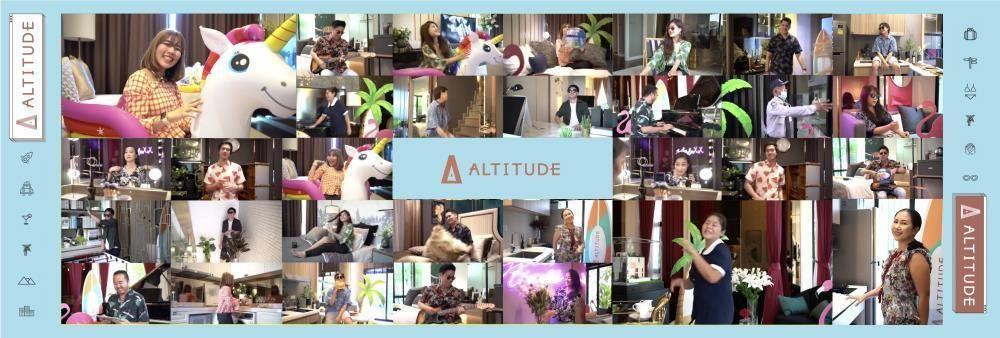 Altitude Development Co., Ltd.'s banner