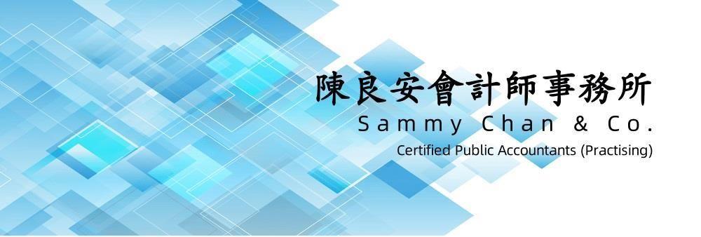 Sammy Chan & Co.'s banner