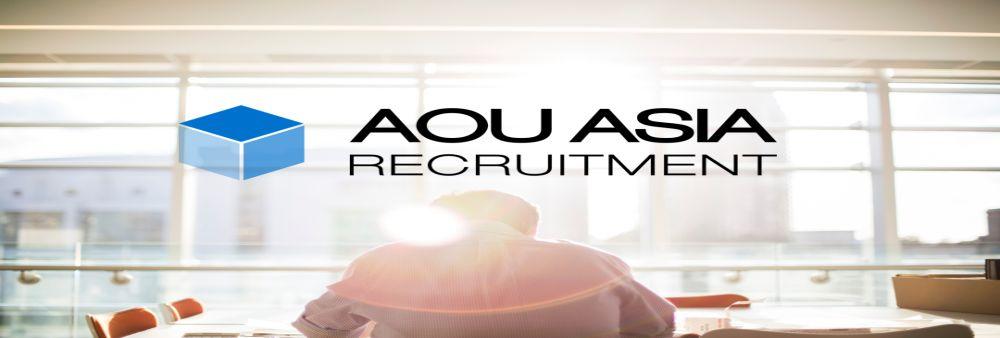 AOU ASIA RECRUITMENT CO., LTD.'s banner
