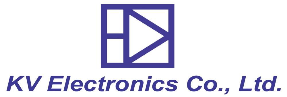 KV Electronics Co., Ltd.'s banner