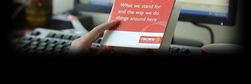 Crown Worldwide Limited's banner
