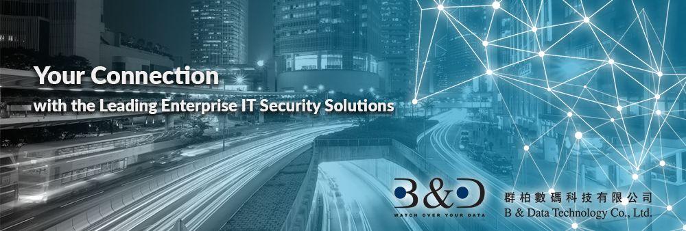 B & Data Technology Co Ltd's banner