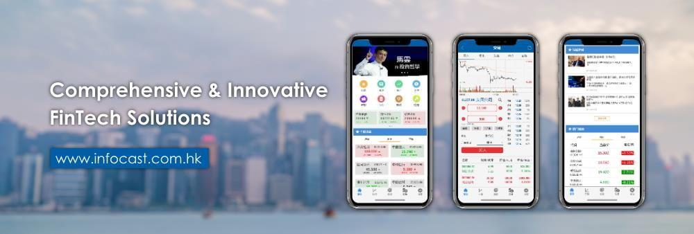 Infocast Limited's banner