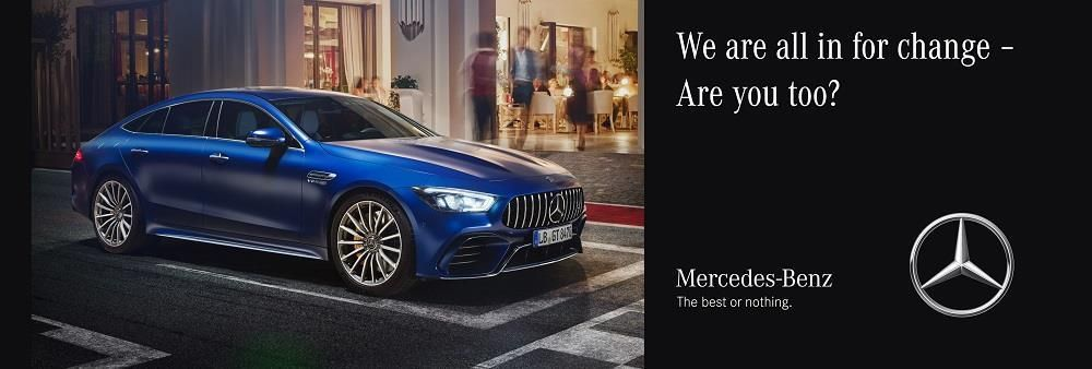 Mercedes-Benz Hong Kong Limited's banner