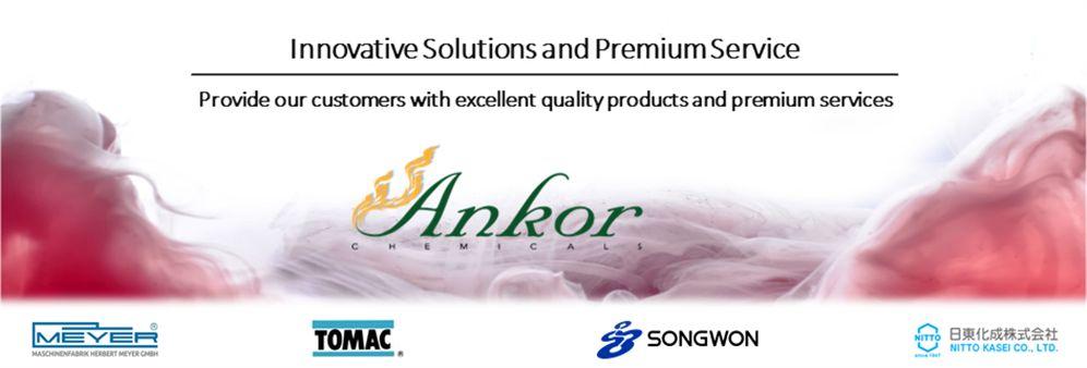Ankor Chemicals Co., Ltd.'s banner