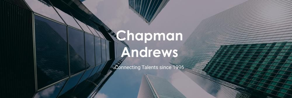 Chapman Andrews Executive Recruitment's banner