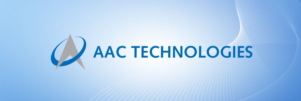 AAC Technologies Limited's banner