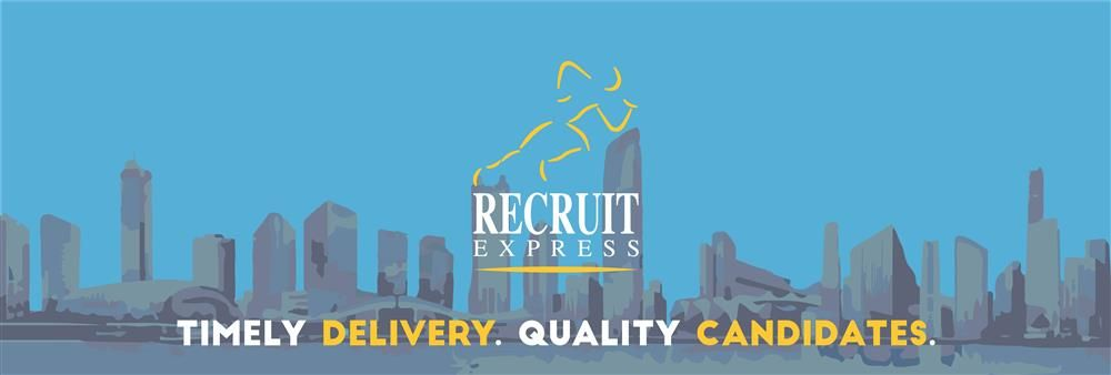 Recruit Express (Hong Kong) Limited's banner