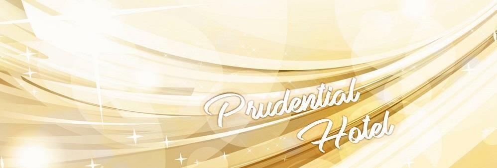 Prudential Hotel's banner