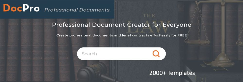 DocPro Limited's banner