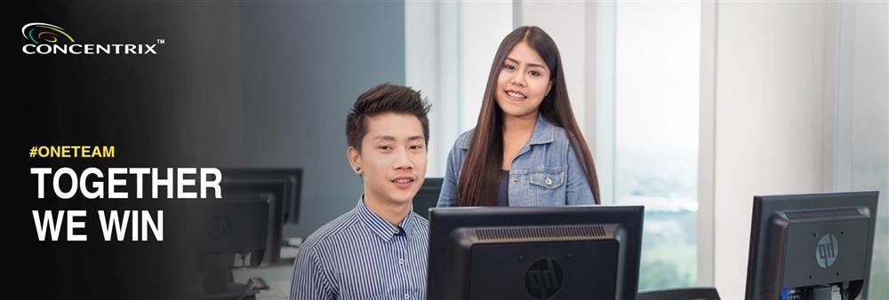 CONCENTRIX SERVICES (THAILAND) CO., LTD.'s banner