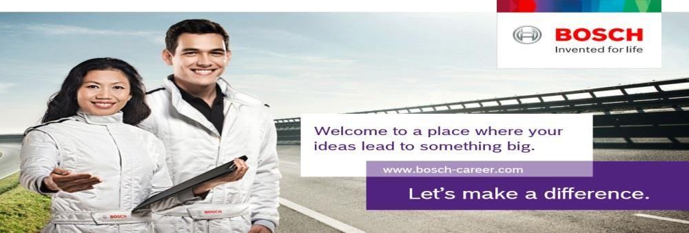 Robert Bosch Automotive Technologies (Thailand) Co., Ltd.'s banner