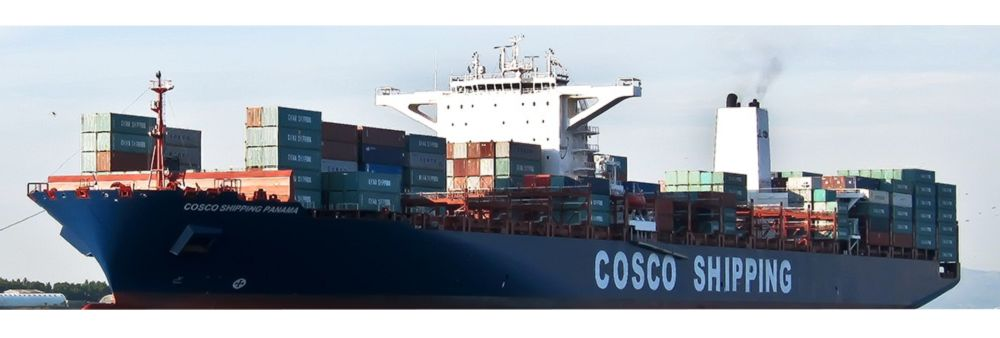 China COSCO (Hong Kong) Limited's banner