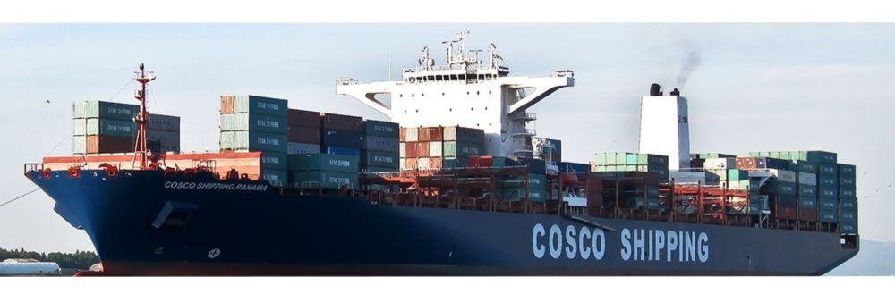 China COSCO (Hong Kong) Limited's banner