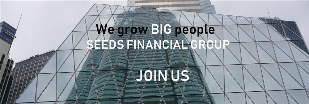 Seeds Financial Group's banner
