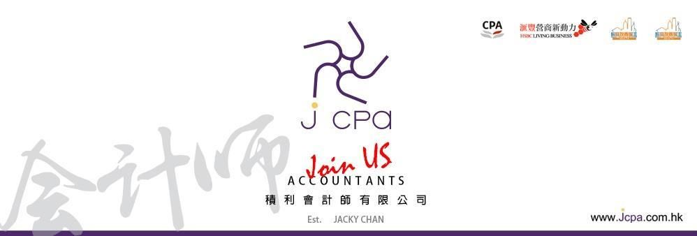 J CPA Limited's banner