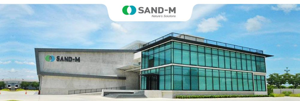SAND-M Global Co., Ltd.'s banner