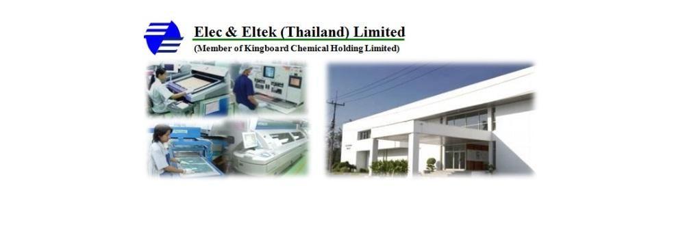 Elec & Eltek (Thailand) Limited's banner