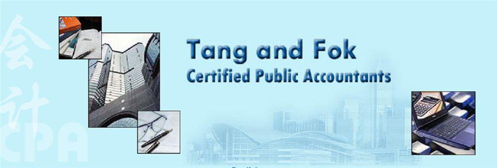 Tang & Fok Certified Public Accountants's banner