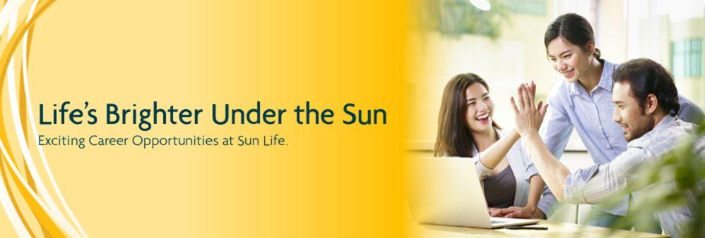 Sun Life Hong Kong Ltd's banner